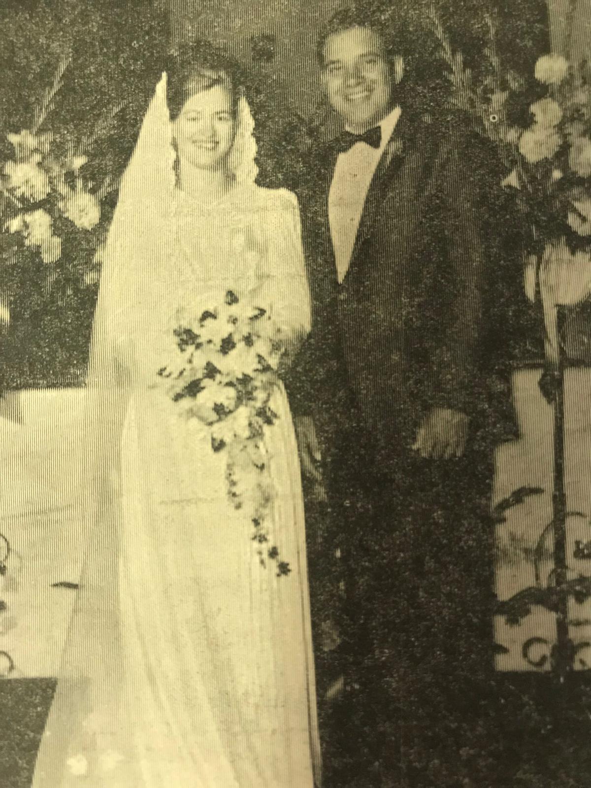 Janice Ogilvie Marries in Corvallis Ceremony