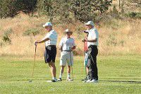 Senior group plays annual tourney