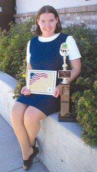 Dowdy earns prestigious award