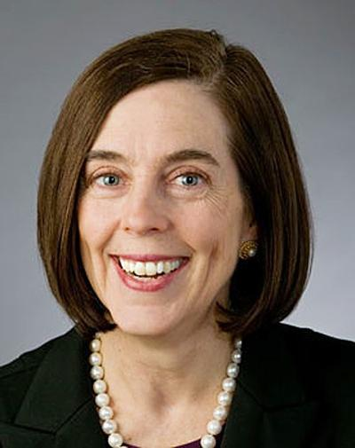 Kate Brown re-elected as governor