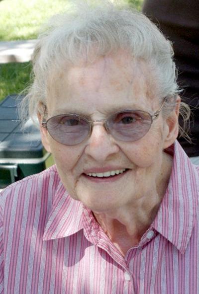 Ruth Holmes Dec. 13, 1926 - July 1, 2017