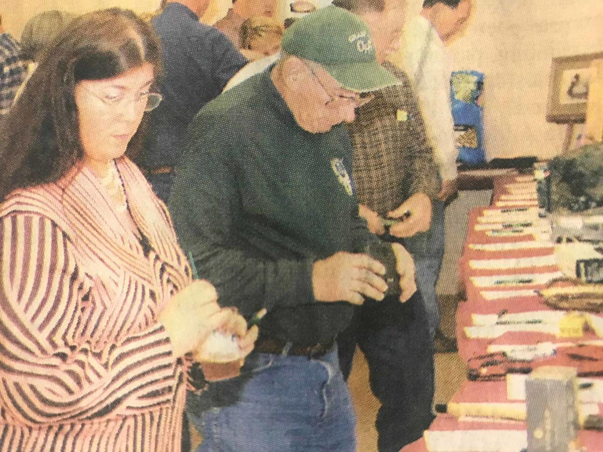 Hunters flock to event