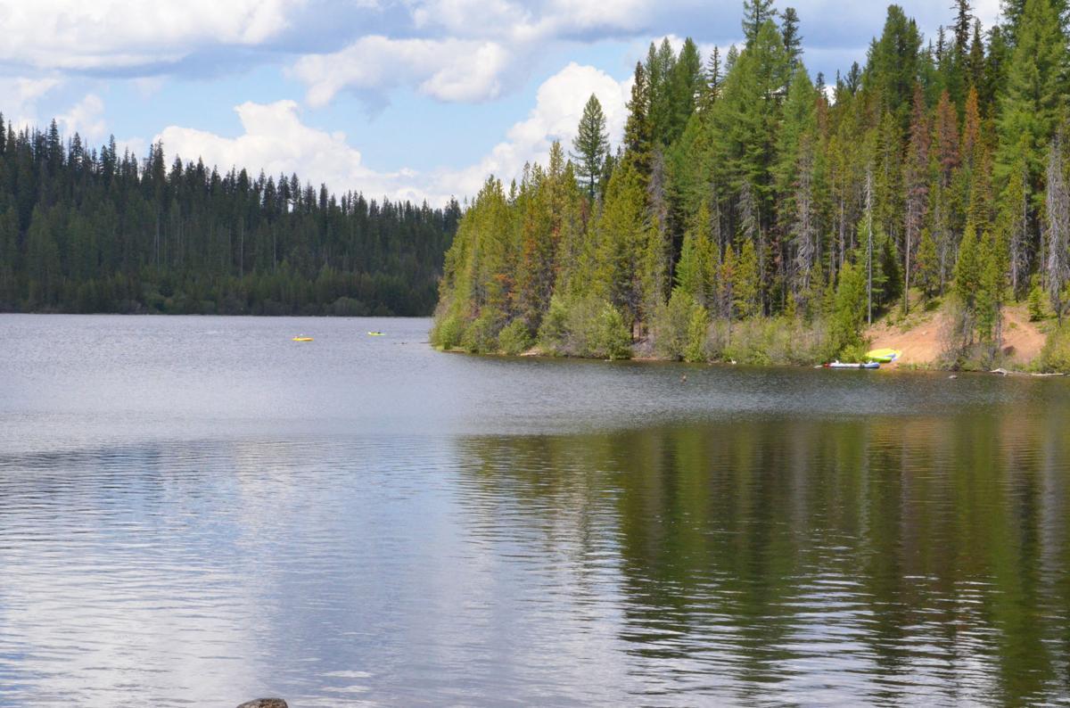Journey: Olive Lake