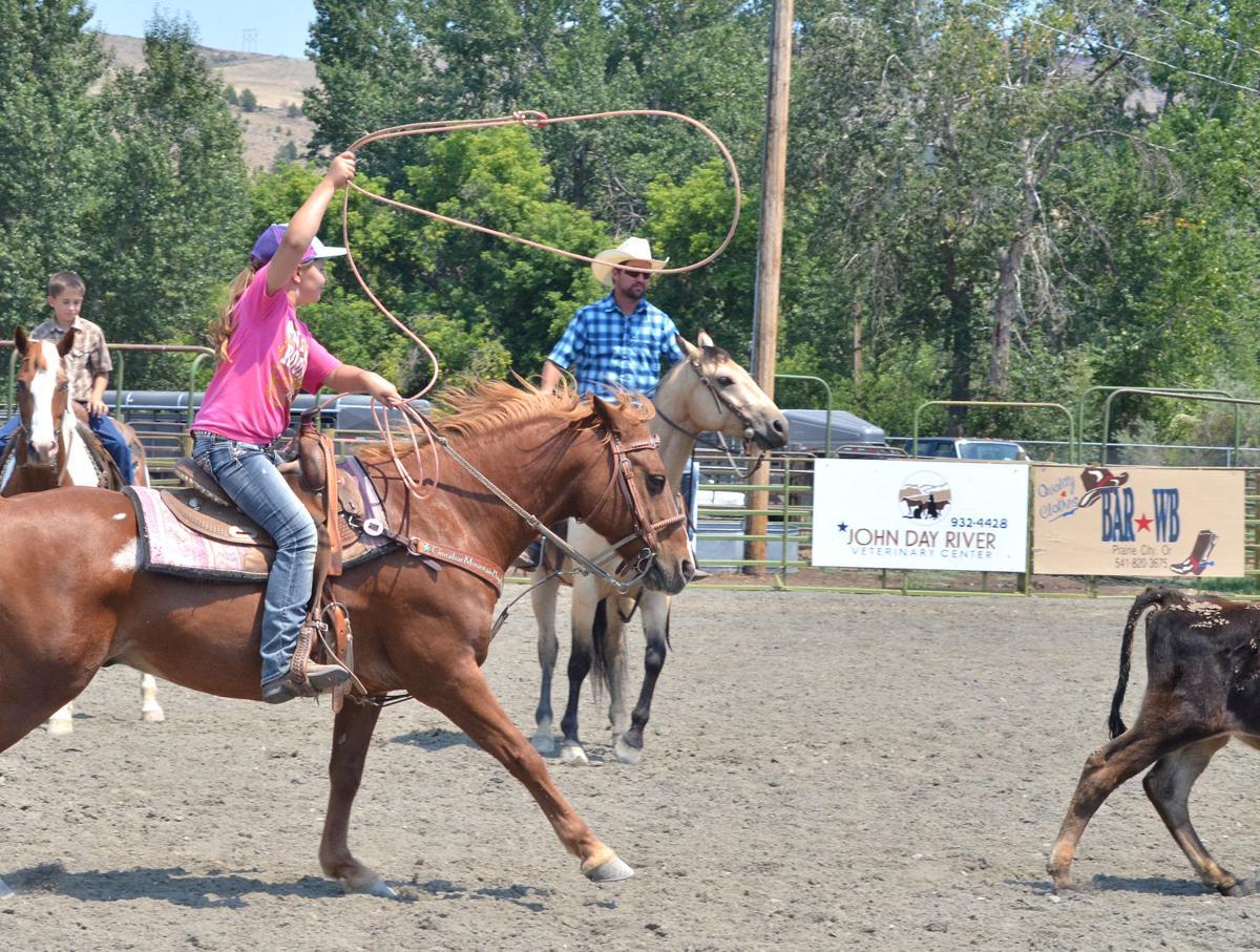 Rodeo season closes for Cinnabar Mountain Playdays youth