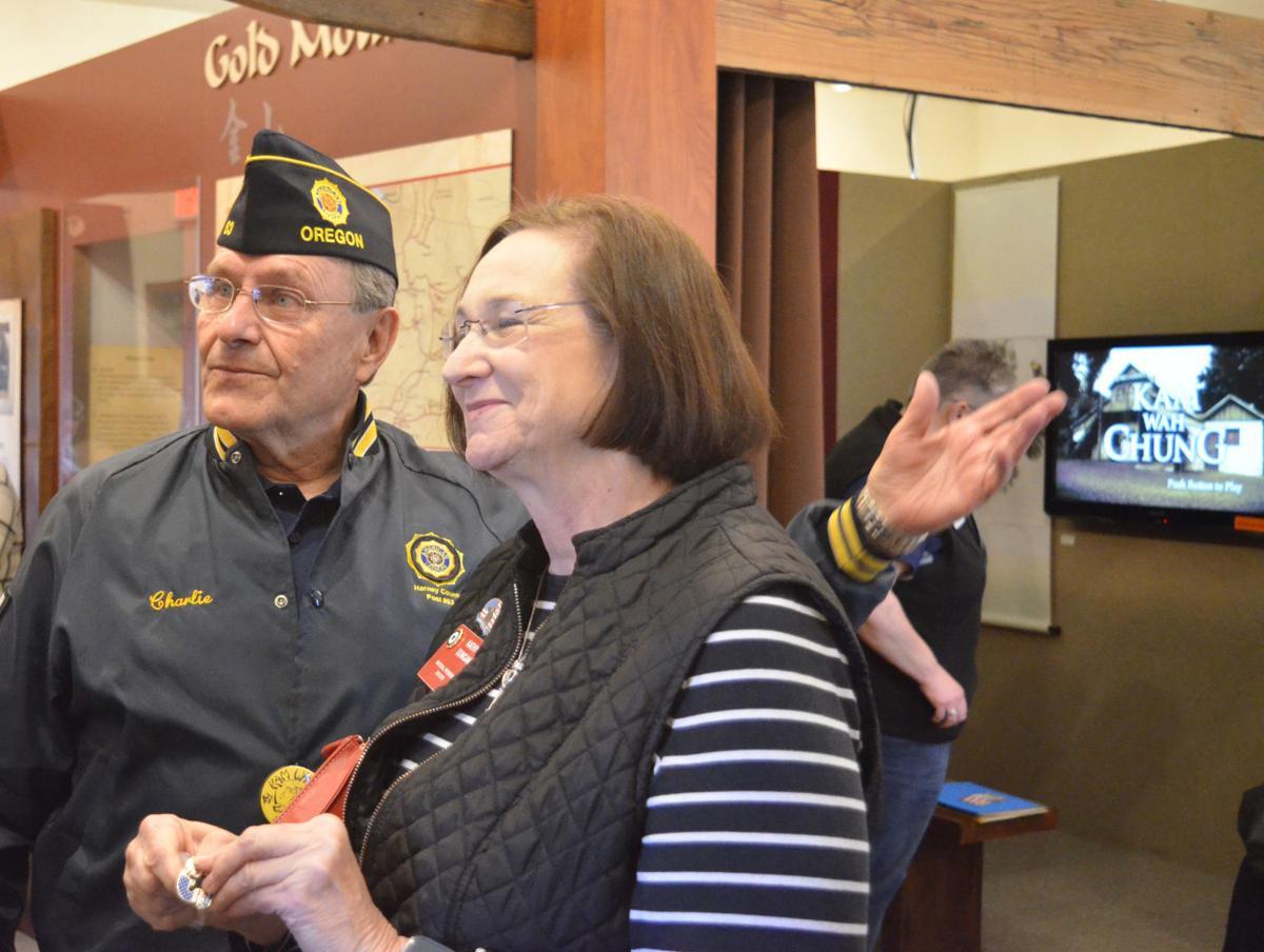 American Legion visits Kam Wah Chung
