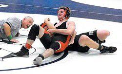 Wrestlers take on Idahoans