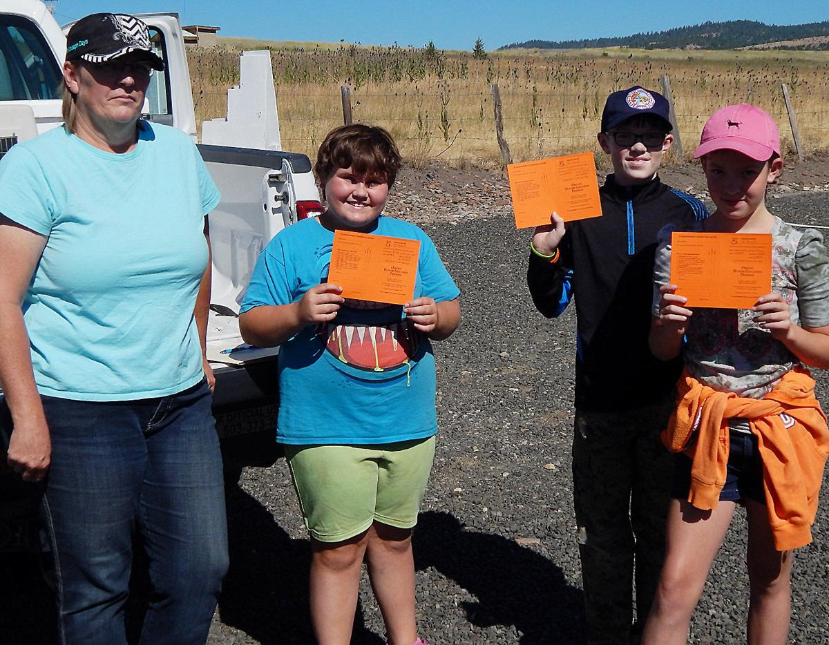 Safety first: students hone firearm-handling skills