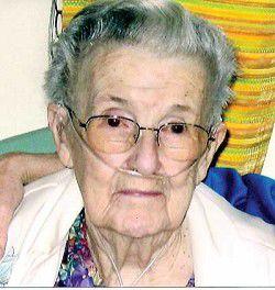 Obituaries: Cleo Imogene Dunten