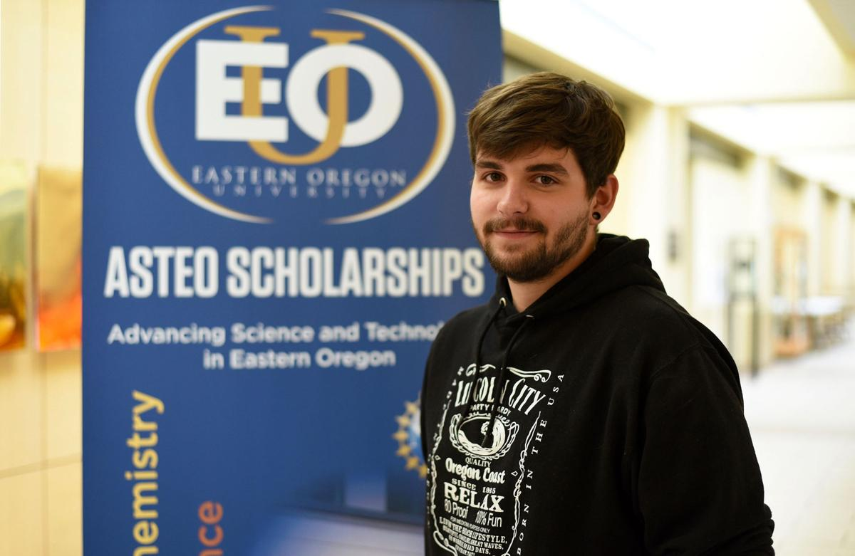 Grant County EOU students earn science foundation scholarships