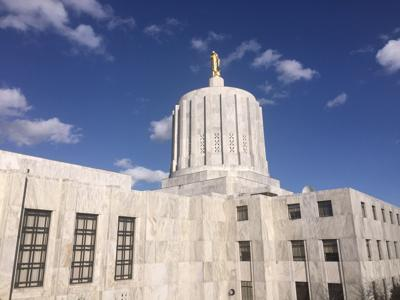 The Oregon Capitol