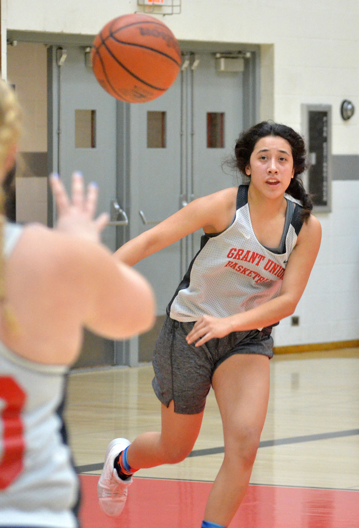 Grant Union girls confident for post-season success