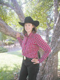 Cherise Ricco seizes reins as Grant County Fair, Rodeo Queen