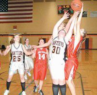 Panther boys sneak by Long Creek