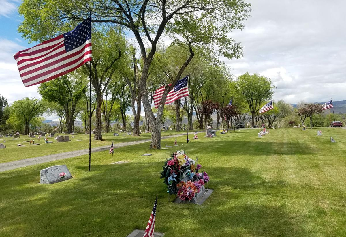 Memorial Day Weekend - Canyon City Cemetery