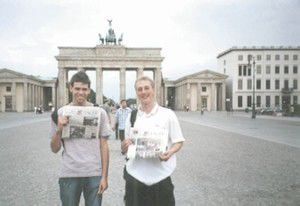 Grant County People: Former exchange students connect in Germany