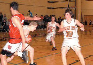 Panthers move to 6-2 in TriCo