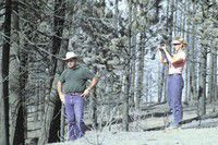Private landowners share pain of fire season