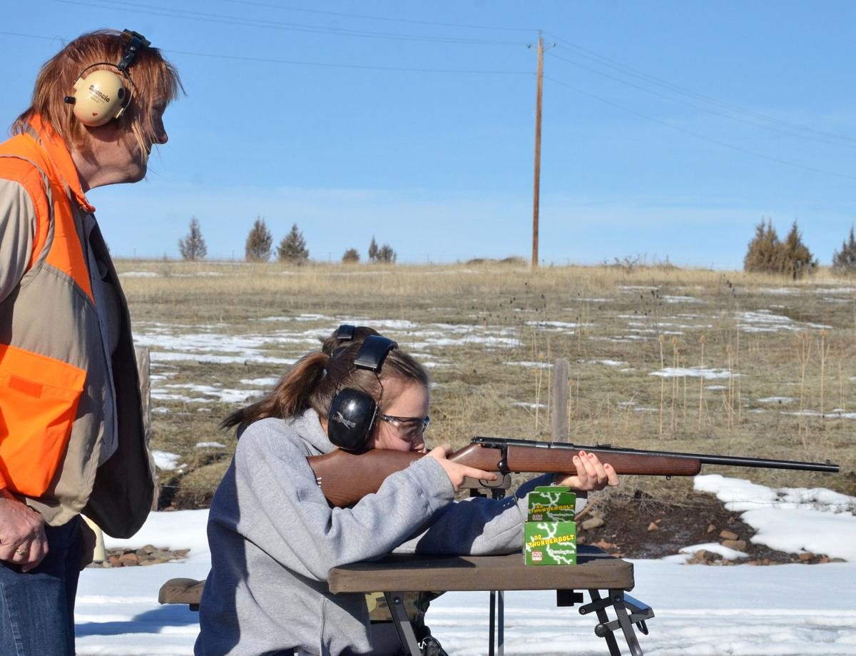 Hunter Education Field Test Day