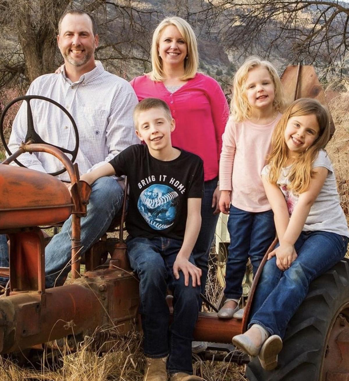 Thomas family picture