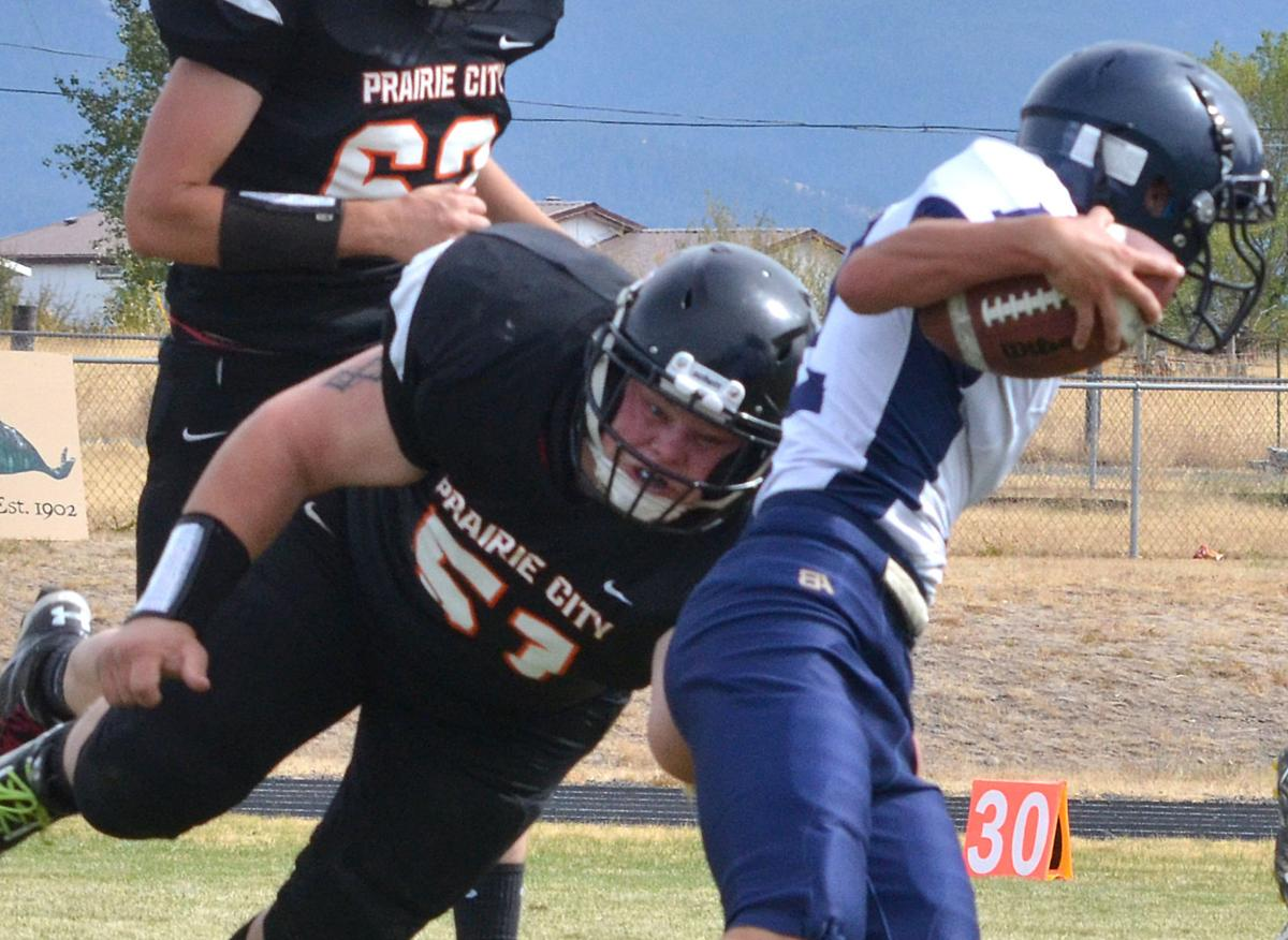 Panthers fall to senior-laden Eagles team