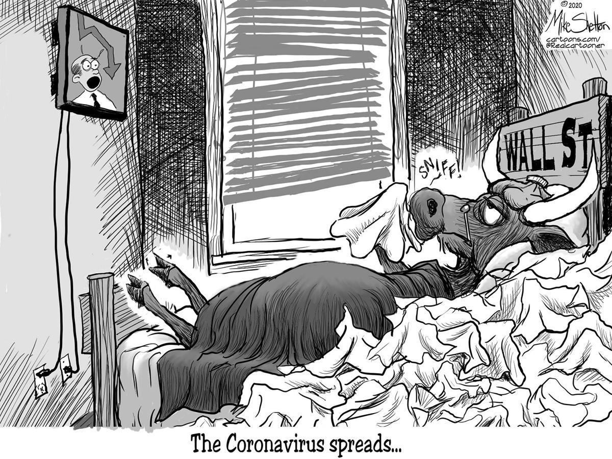 Editorial cartoon | Editorial Cartoons | bluemountaineagle.com