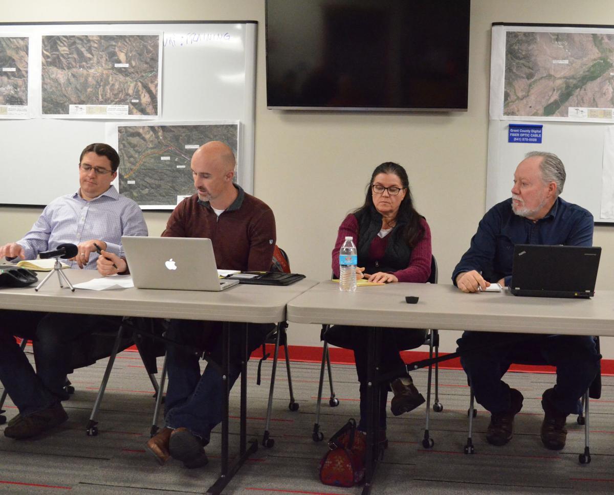 Grant County Digital Network Coalition board