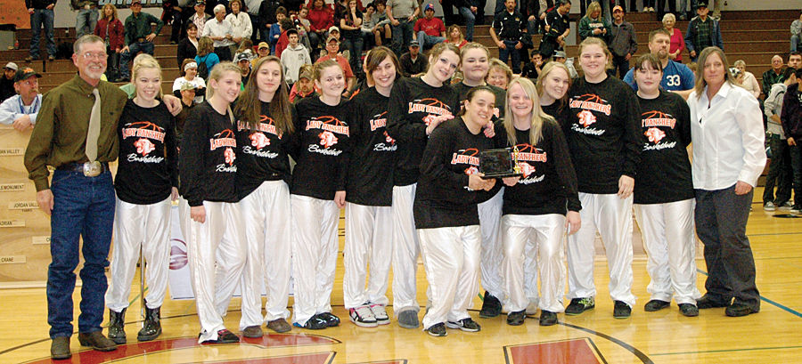 Tigers, Lady Panthers take 2nd places in High Desert League tourney