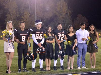 Burnt River Homecoming Court