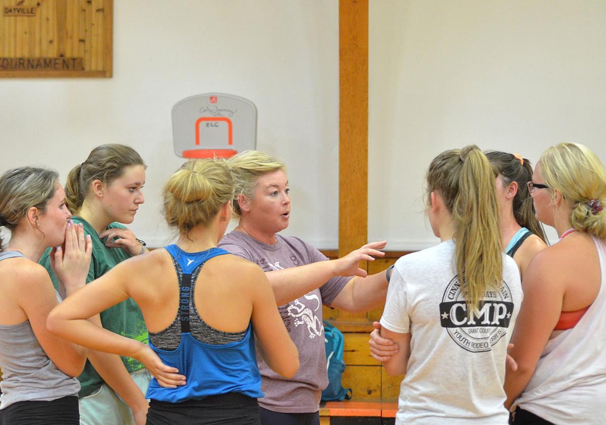 Dayville/Monument Volleyball