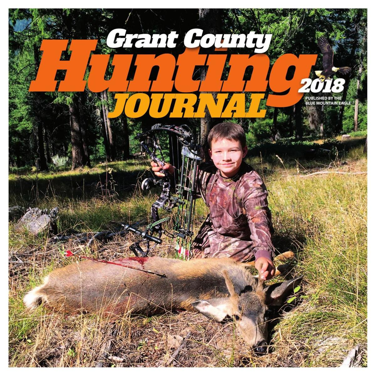 Grant County Hunting Journal 2018