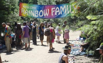 Two men who died at Rainbow Gathering identified