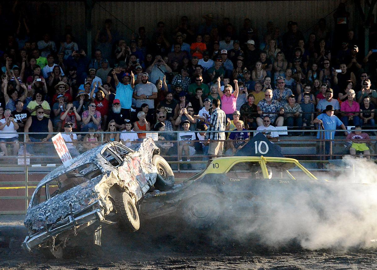 Demolition derby ready to fire up