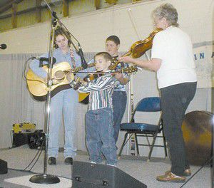 Fair Appreciation, Blue Mountain Fiddlers make for a full evening of entertainment