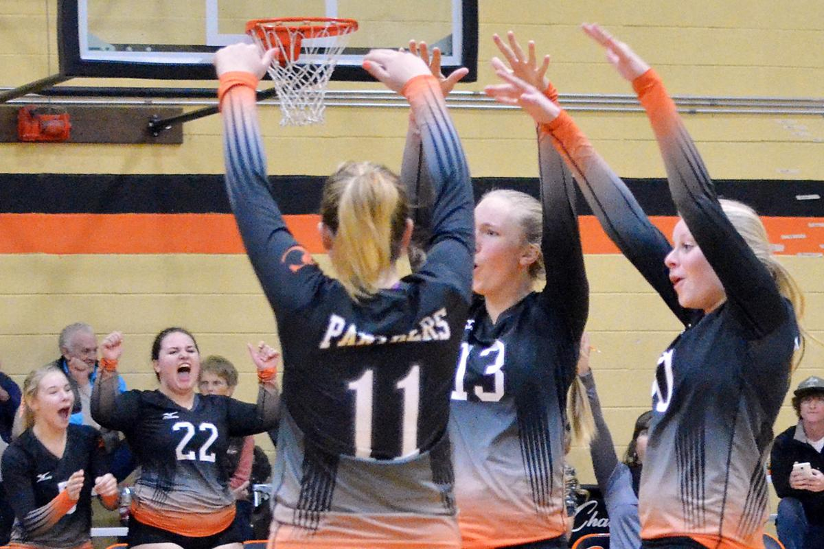 Prairie City Panthers celebrate homecoming