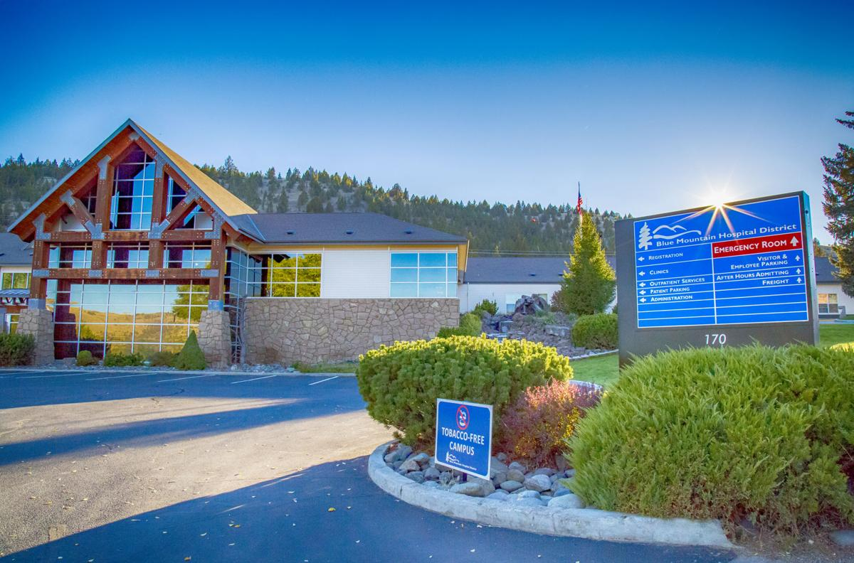 Blue Mountain Hospital