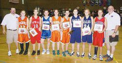 Dayville athletes help All-Star team win Oregon 1A tournament