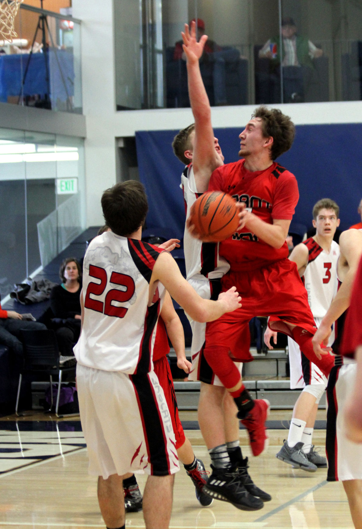 Prospectors end season with two-point overtime loss