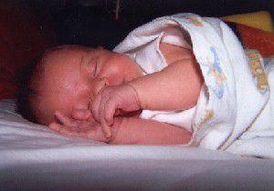 Births: Nicholas Neil Malaney