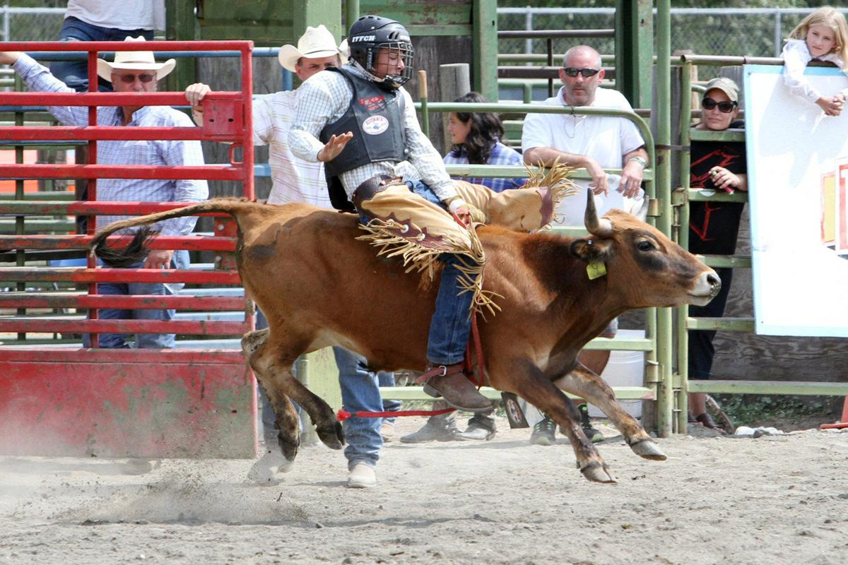 Youth compete at Cowkids Rodeo