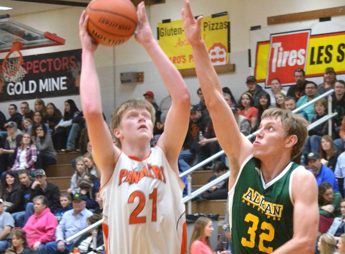 Panther boys power on to district final
