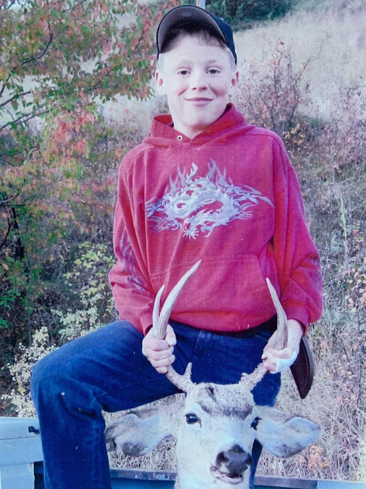 Reynolds childhood photo