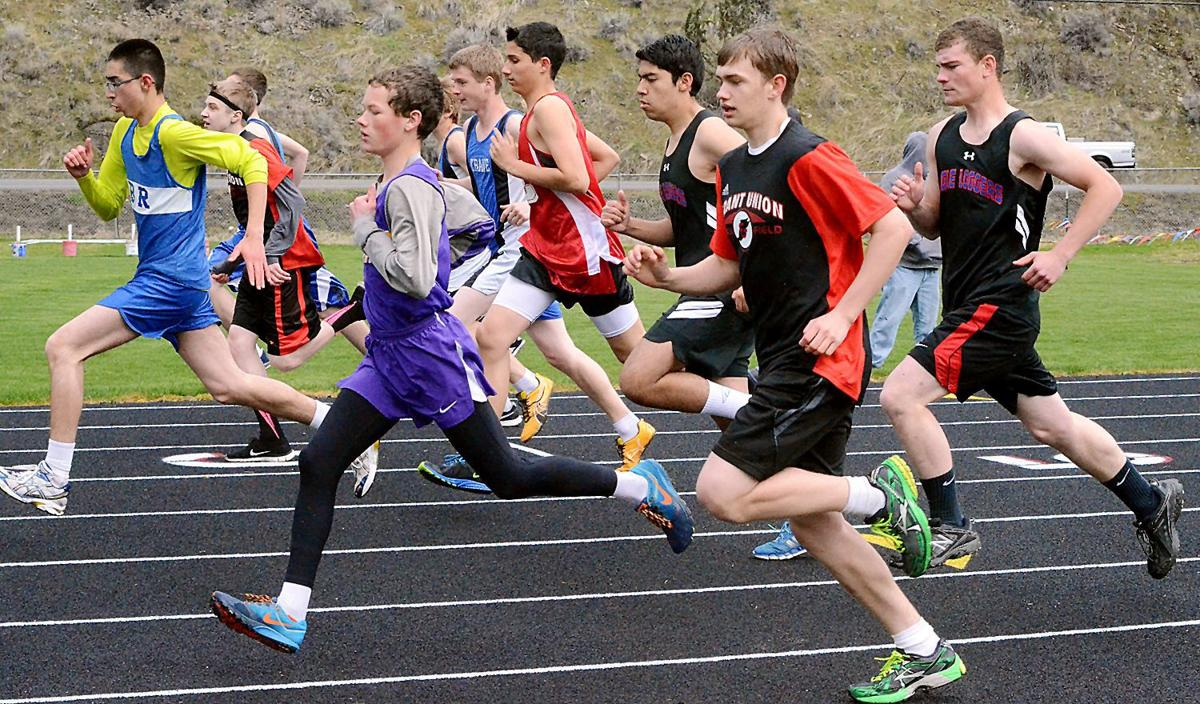 Tracks teams put best foot forward