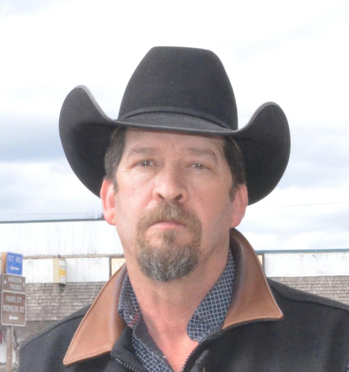 Prairie City Mayor Jim Hamsher