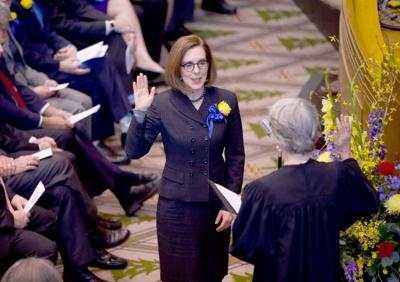 Governor oath