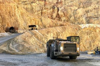 050119 Golden Sunlight mine