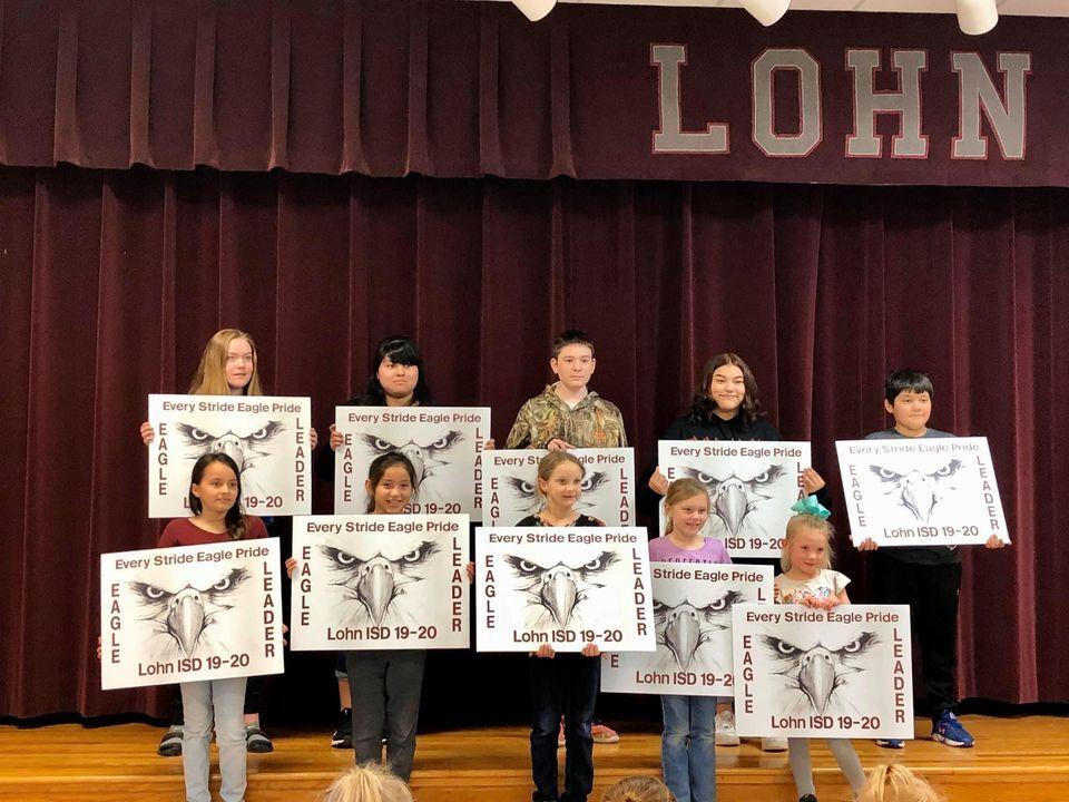 01-08-20 - Lohn Eagle Leaders (3rd 6 Weeks)