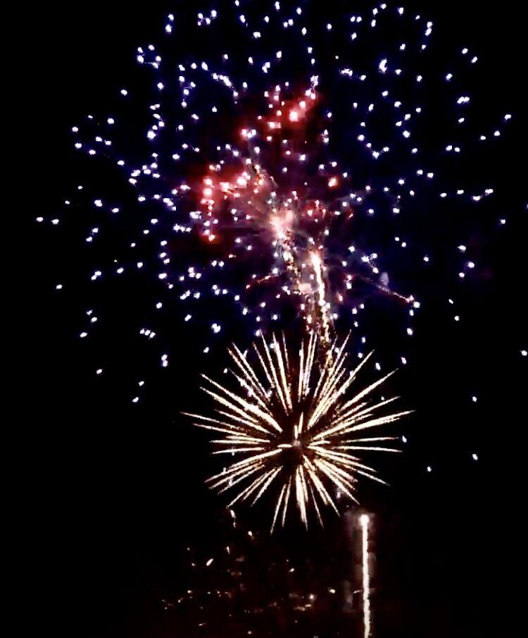 1-Richards Park Fireworks
