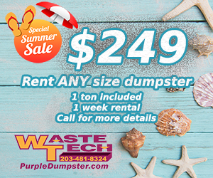 Waste Tech $249 Special