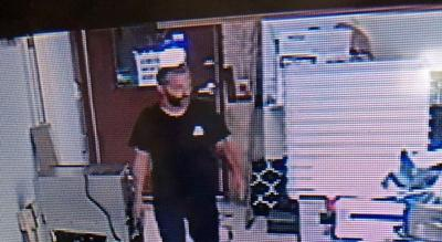 BRANFORD: Police Looking for Help Identifying Man