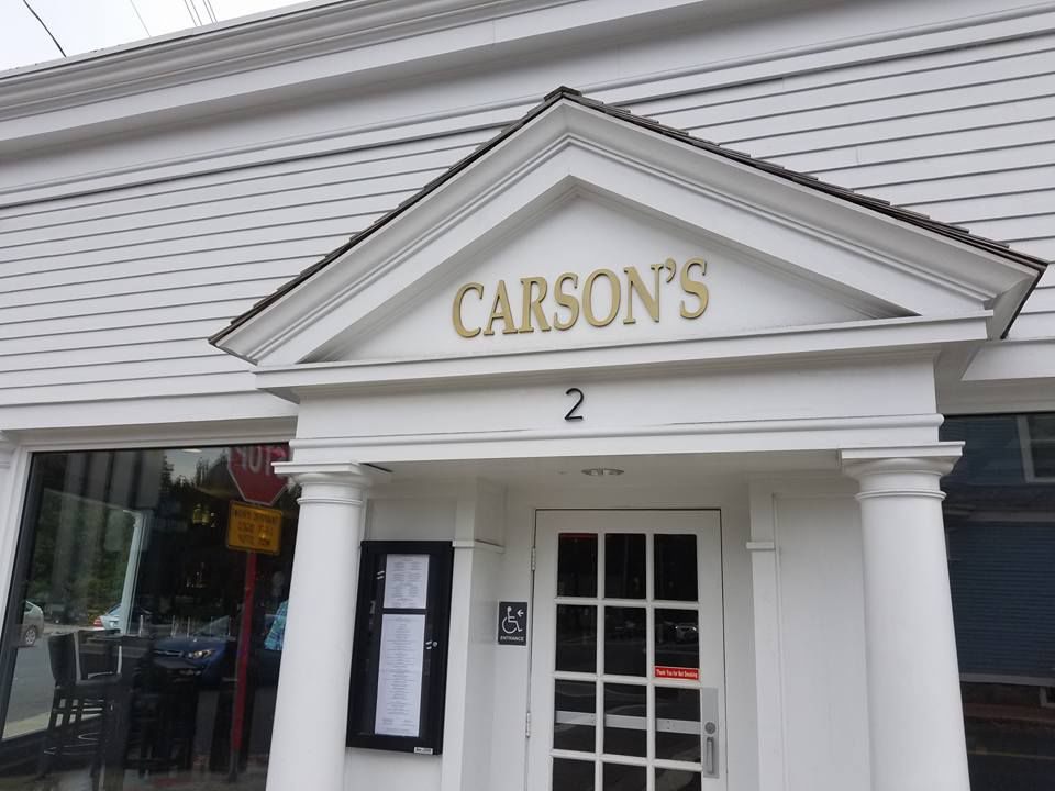 Carsons on Whitfield